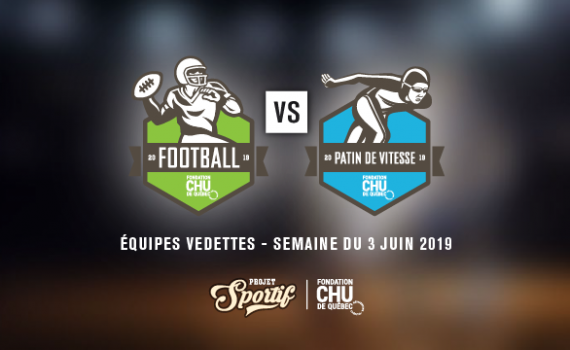 Visuel rencontre foot vs patin de vitesse