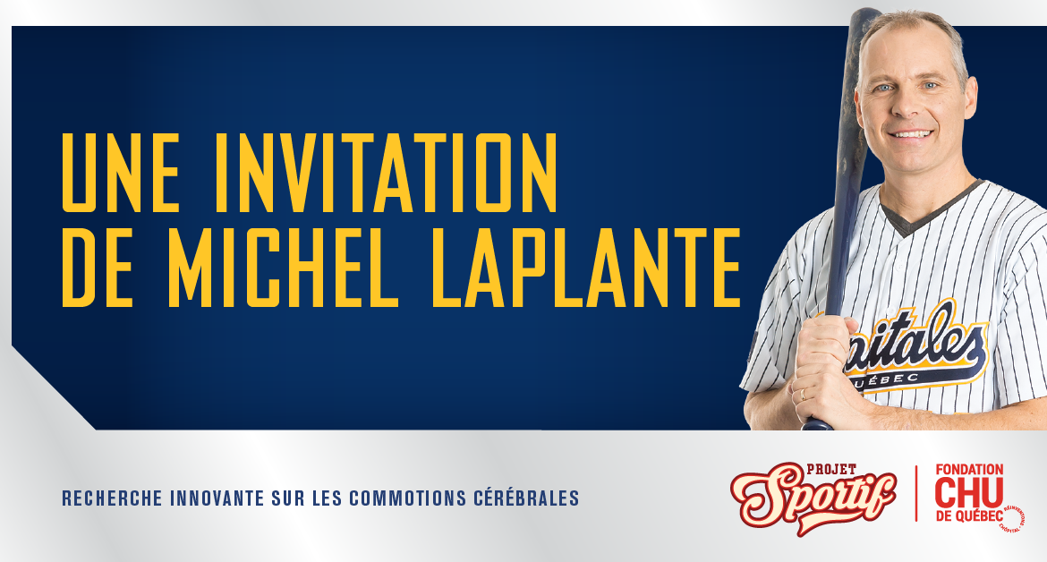 Invitation Michel Laplante