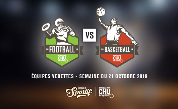 Rencontre foot vs basket