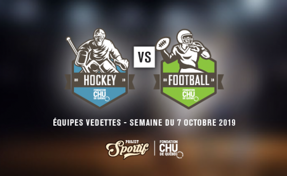 Rencontre Hockey vs Foot